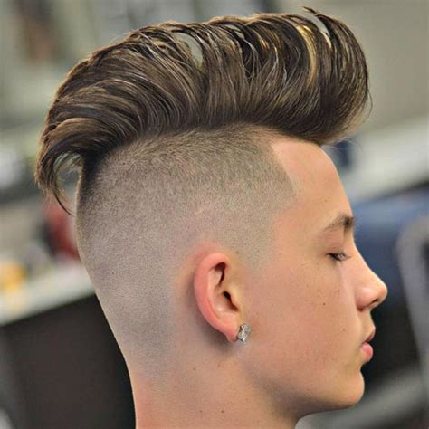 Hair Style For Boys by Undercut Hairstyle For S Haircuts Hairstyles 2018