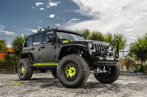 Ultimate Jeep Jeep Wrangler Ultimate Offroad Edition Custom Car