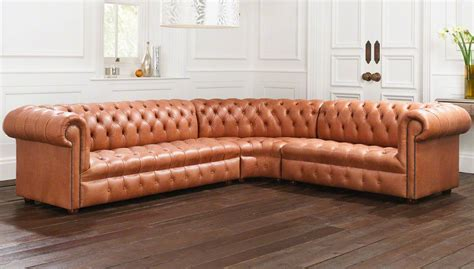 Arundel Corner Chesterfield Sofa Corner Chesterfield Sofa