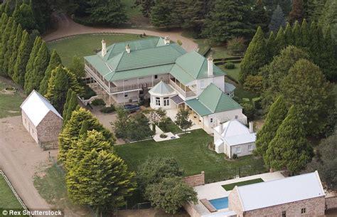 nicole kidman house tour nicole kidman keith urban s bunya hill home in sutton forest australia home