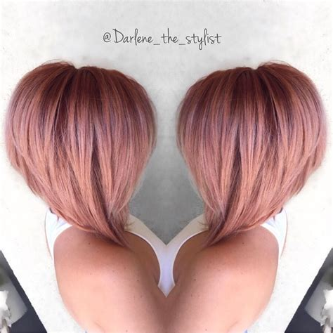 which hair color from sallys rose gold rose gold hair color this hair color trend isn t just for