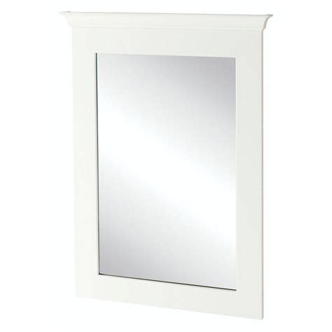 home decorators mirror home decorators collection creeley 34 in l x 25 in w