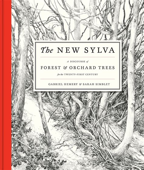 the new sylva a tree drawings botanics stories