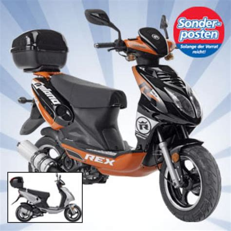 Fahrerlaubnis F R Motorrad 125 Ccm by Motorroller Rex 50ccm Real Ansehen