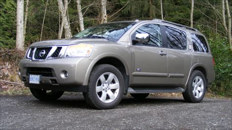 2008 Nissan Armada Reviews by Car Reviews From Industry Experts Auto123
