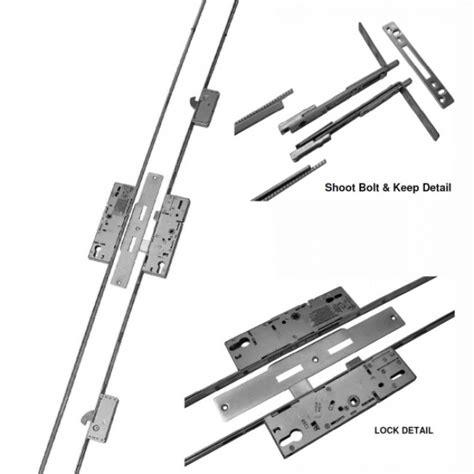 Patio Door Locking Mechanism Door Package Fit From New Fit From New Composite Door Locks