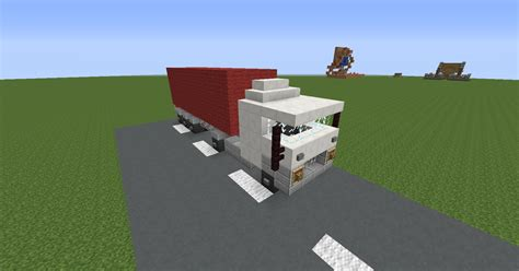 minecraft semi image gallery minecraft truck