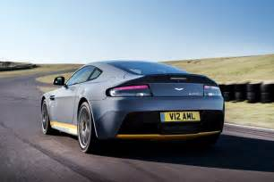Aston Martin Vintage 2017 Aston Martin V12 Vantage S Will Offer Manual