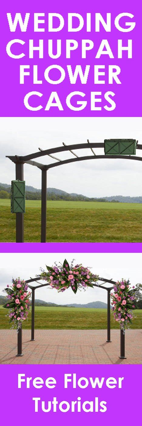 Where To Buy Home Decor Wedding Flower Arch Easy Step By Step Flower Tutorials