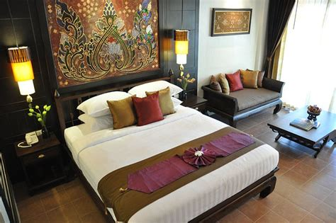 thai inspired bedroom 50 room hotel for sale in patong aqua property group