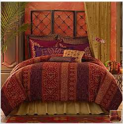 Luxury King Size Bedroom Sets moroccan bedspread on the hunt