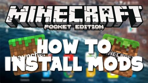 how to install minecraft pe mods for android mcpe mods - Mods For Minecraft Pe Android