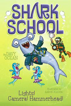 simon and the shark s cave books shark school books by davy and aaron blecha from