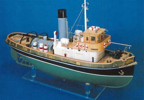 tug boat kit mantua models anteo tug boat kit b 229 tar