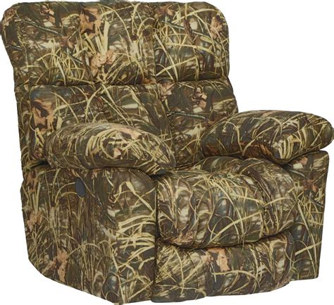duck dynasty recliner catnapper duck dynasty chimney rock lay flat recliner