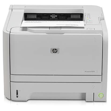 Printer Hp Laserjet P2035 hp p2035 laser printer driver 2 5 8
