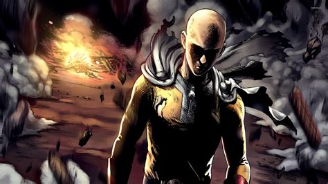 one punch man hd wallpaper one punch man wallpaper hd pictures to pin on pinterest
