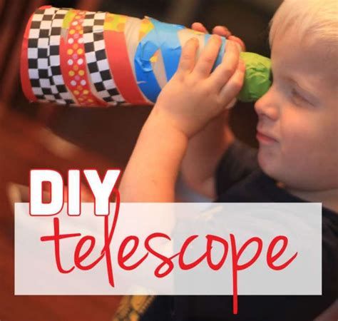 for to make make your own telescope craft for