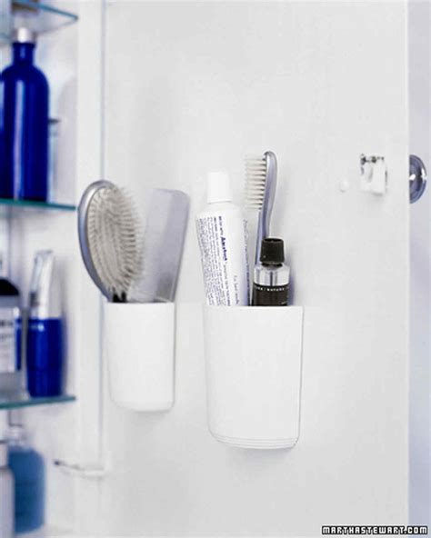 bathroom storage organization martha stewart
