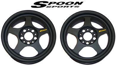 Sticker Spoon Sports For Velg spoon sw388 racing wheel