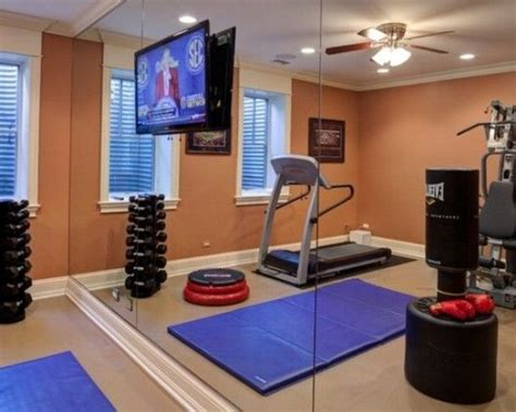 Room Running Time 17 Best Ideas About Home Gyms On Home Workout
