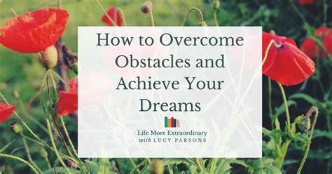 believe it to achieve it overcome your doubts let go of the past and unlock your potential books how to overcome obstacles and achieve your dreams