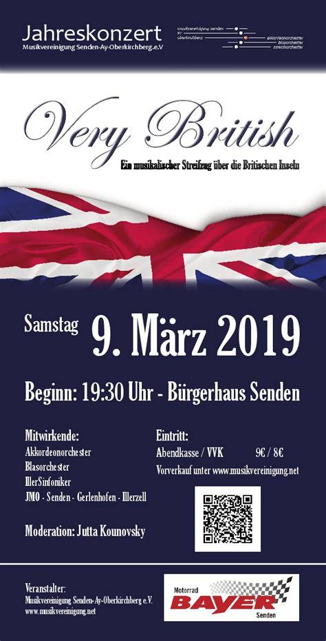 Jahreskonzert der Musikvereinigung Senden-Ay-Oberkirchberg ... Lotto Senden Ay