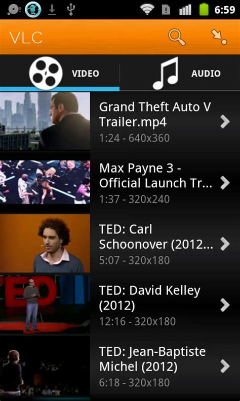 vlc player beta apk vlc on android beta shows us where it stands now afterdawn