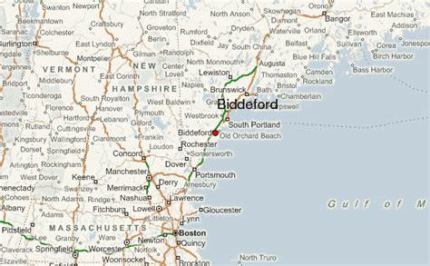 map of biddeford maine biddeford location guide
