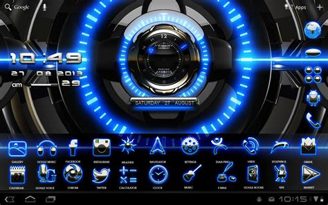 pc games themes for android download the 3d glow magic go theme android apps on