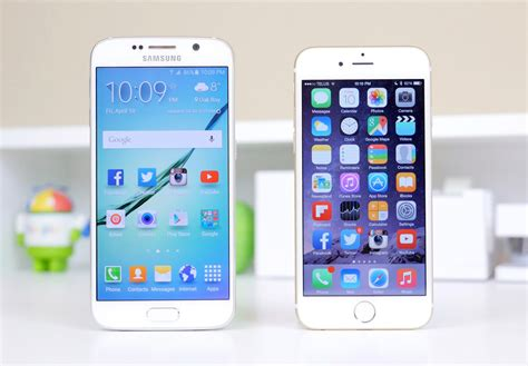 iphone   galaxy   share  critical feature