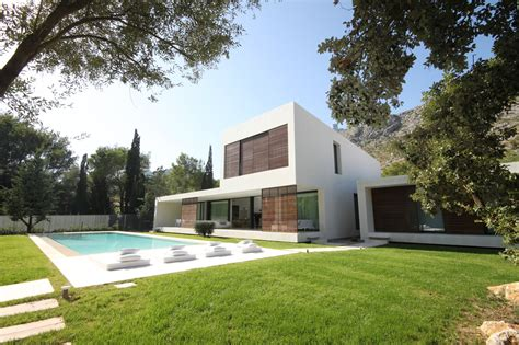 villa modern modern villas property for sale in mallorca