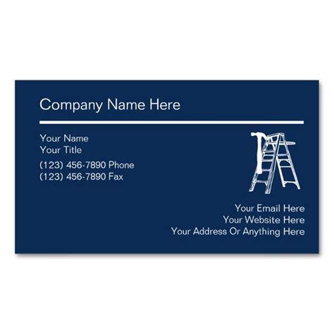 Business Card Text