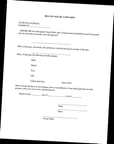 used car bill of sale template free template and detail used car bill of sale photos of