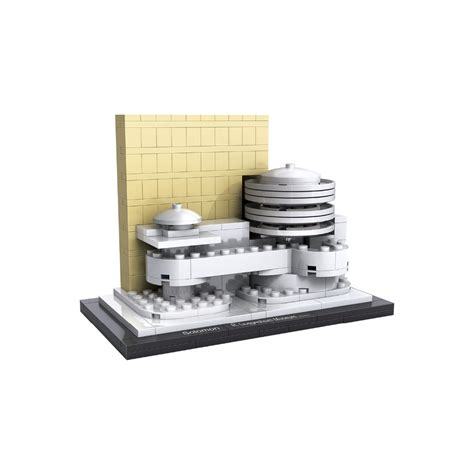 Loz Mini 1005 Guggenheim Museum Ny buy wholesale museums from china