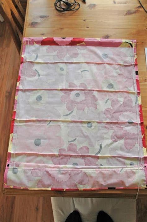 gardinenband selber machen faltrollo n 228 hen hinweise f 252 r geschickte frauen