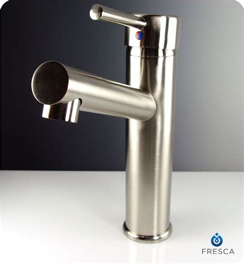Fresca Faucets Reviews by Fresca Fft1046bn Savio Single Bathroom Faucet In