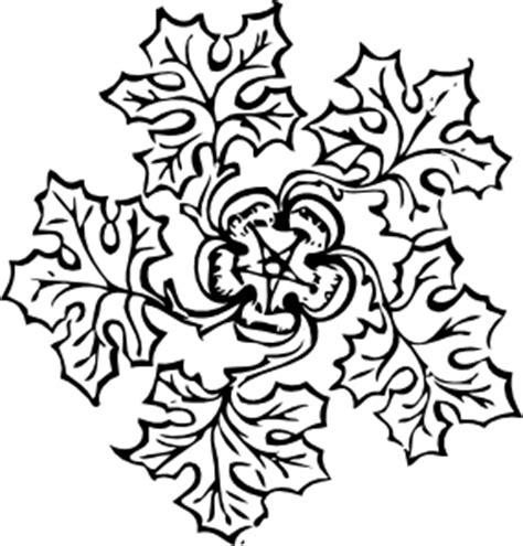 Junjung Drajat Hitam Simetris leaf decoration clip free vector 4vector
