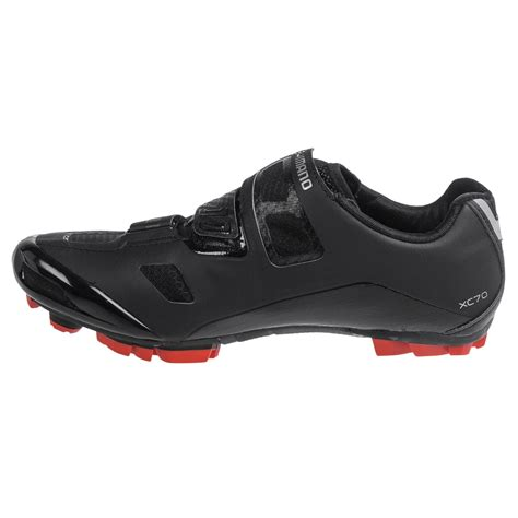 biking shoes mens shimano sh xc70 mountain bike shoes for and