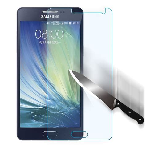 Sunsway Samsung S4 Mirror Tempered Glass 0 3mm tempered glass screen protector for samsung galaxy s3 s5 s4 mini note 4 2 5 3 s6 core2