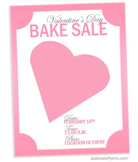 bake sale flyers free flyer designs free bake sale flyer