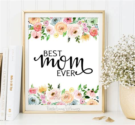 home decor mom blogs mom wall art gifts for mom mother home decor quotes for