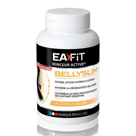 Ea Fitness by Ea Fit Bellyslim Suppl 233 Ments Musculation Fr