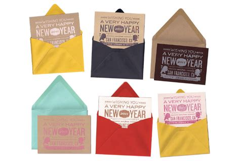 is new year s a bank new year card taich design