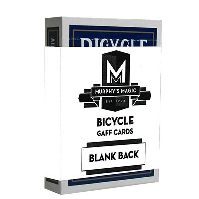 united states card company bicycle cards box template blank back bicycle cards box color varies ronjo magic