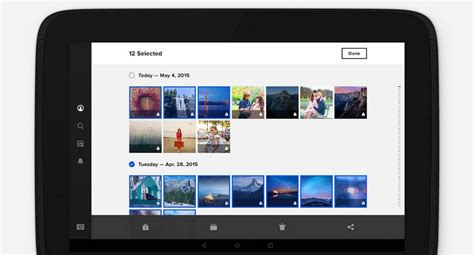 flickr for android update brings users auto upload new look - Flickr For Android