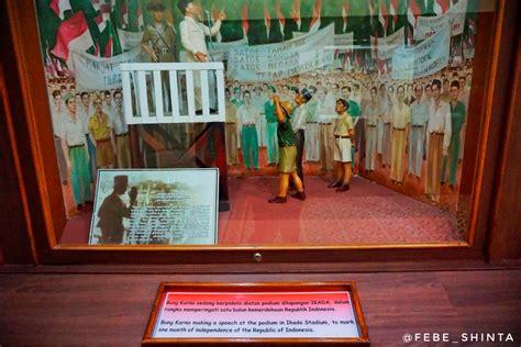 film perjuangan bangsa indonesia jejak perjuangan kemerdekaan ri di museum joang 45