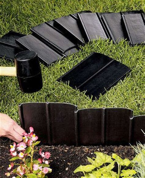 Landscape Edging Easy Landscape Edging 10 Easy Ways To Set Your Garden Beds Apart