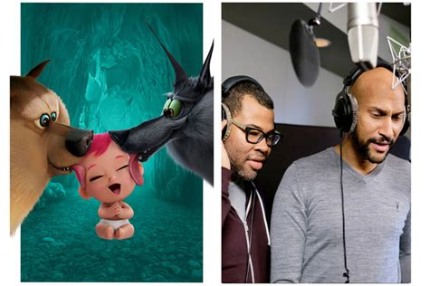 Kaos Storks Key Peele reviewing storks slice of scifi