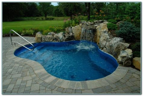 small inground pool designs pools home decorating